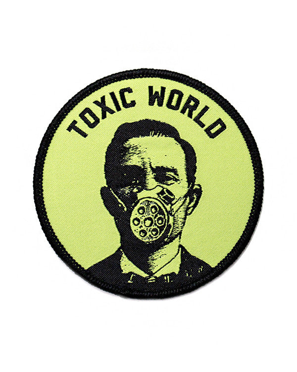 Toxic World Patch-Pretty Bad Co.-Strange Ways