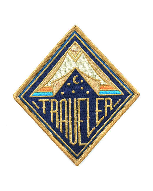 Traveler Patch-Asilda Store-Strange Ways
