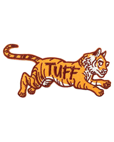 Tuff Tiger Large Patch