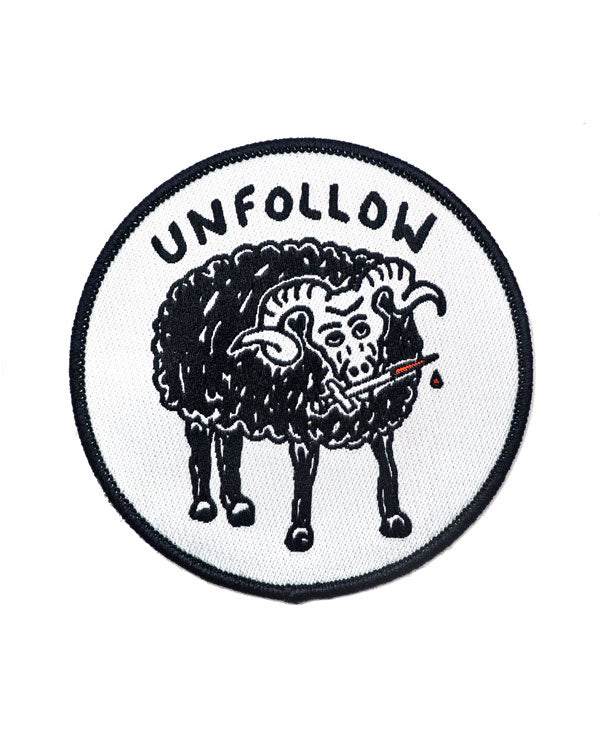 Unfollow Patch-Pretty Bad Co.-Strange Ways
