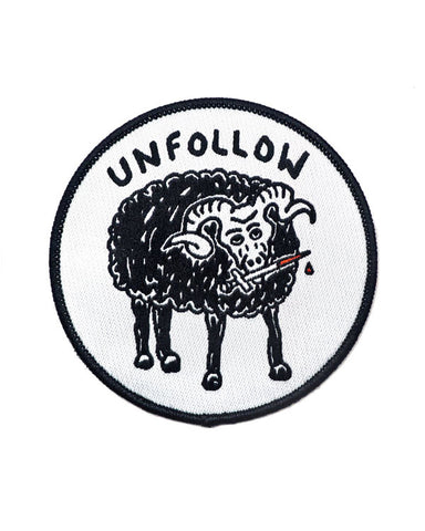 Unfollow Patch