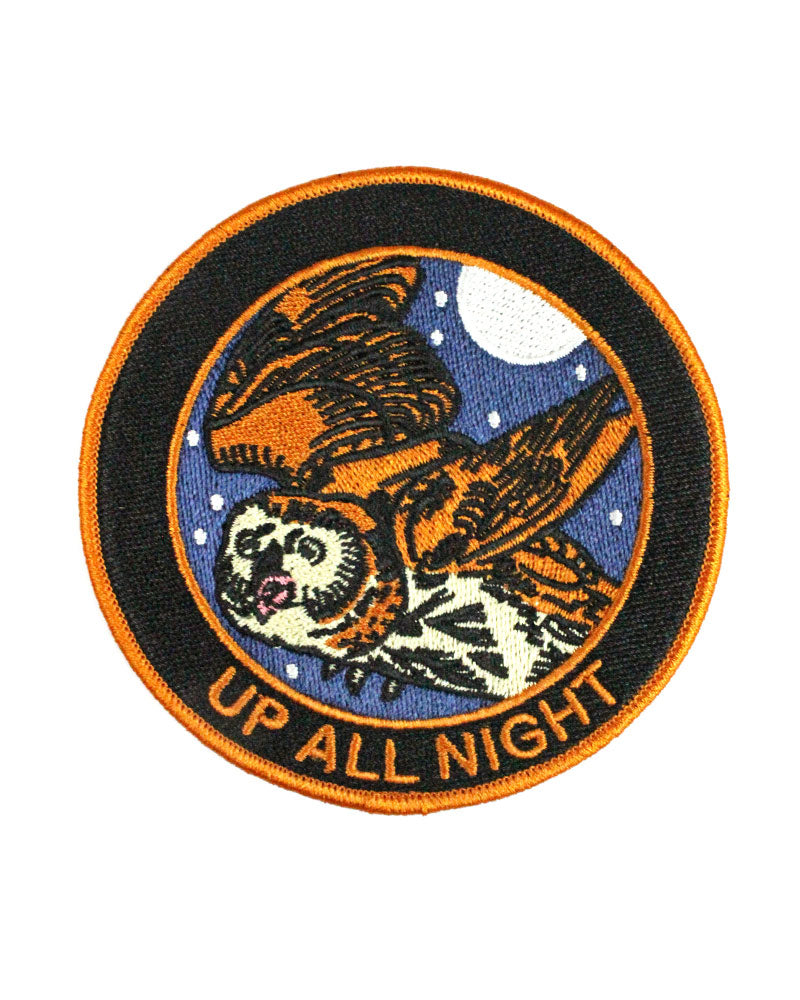 Up All Night Patch-Stay Home Club-Strange Ways