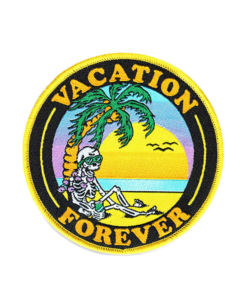 Vacation Forever Island Patch-Night Watch Studios-Strange Ways