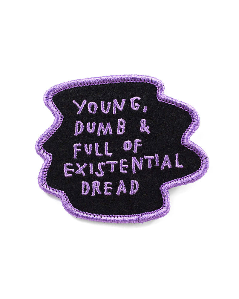 Existential Dread Patch-Adam J. Kurtz-Strange Ways
