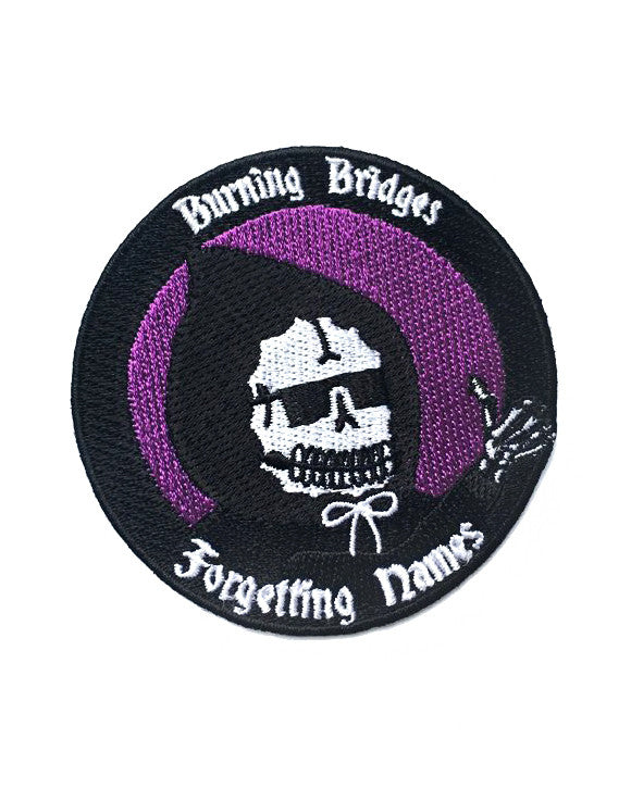 Bridge Burner Patch-Inner Decay-Strange Ways