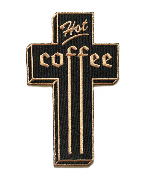 Hot Coffee Cross Patch-Inner Decay-Strange Ways