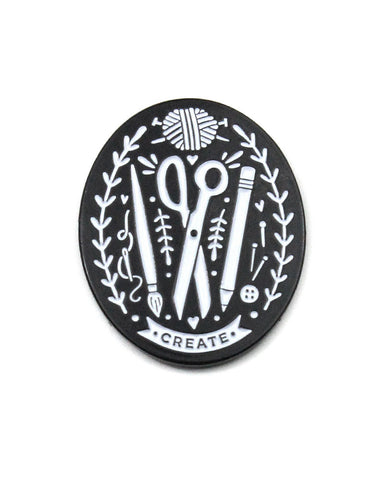 Creator's Club Pin Badge