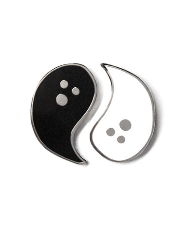 Yin Yang Ghosts Pin Set
