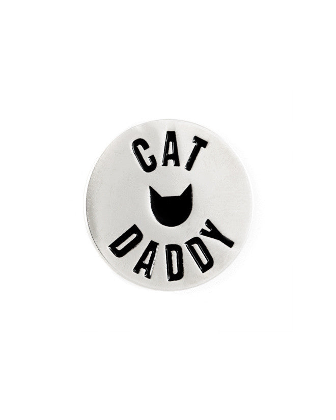 Cat Daddy Lapel Pin-These Are Things-Strange Ways