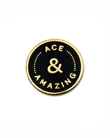 Ace & Amazing Pin