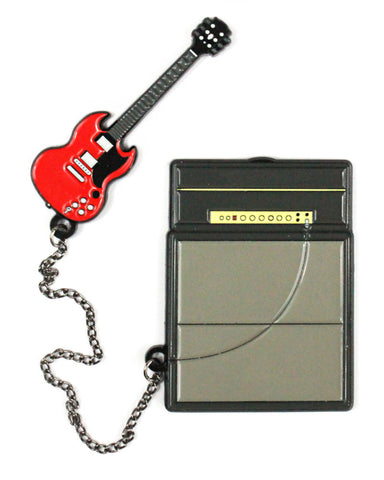 Amp Cab & Guitar Large Chained Pin Set