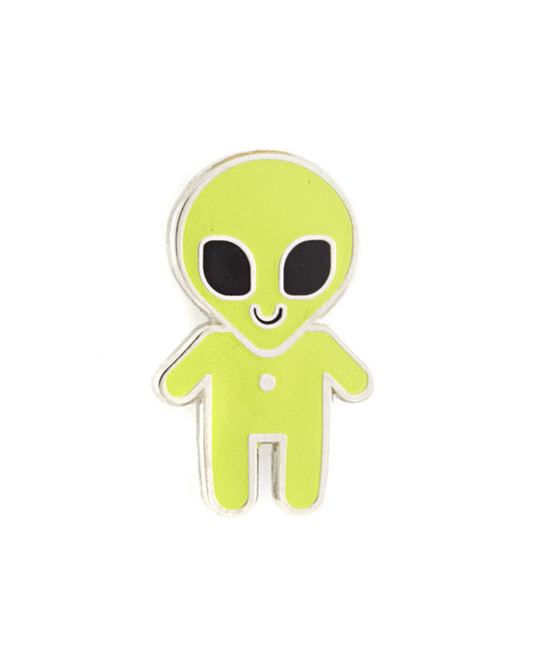 Alien Baby Pin (Glow-in-the-Dark)-These Are Things-Strange Ways