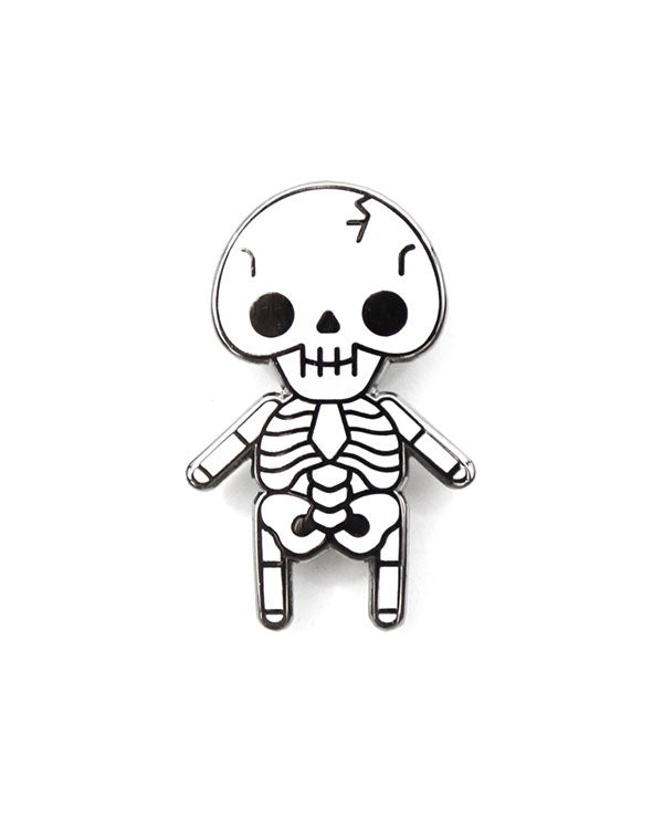 Skeleton Baby Pin-These Are Things-Strange Ways