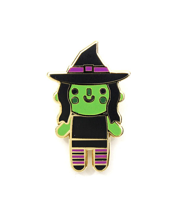 Witch Baby Pin-These Are Things-Strange Ways