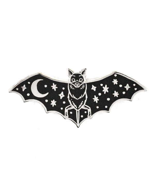 Creature Of The Night Bat Pin-Cat Coven-Strange Ways