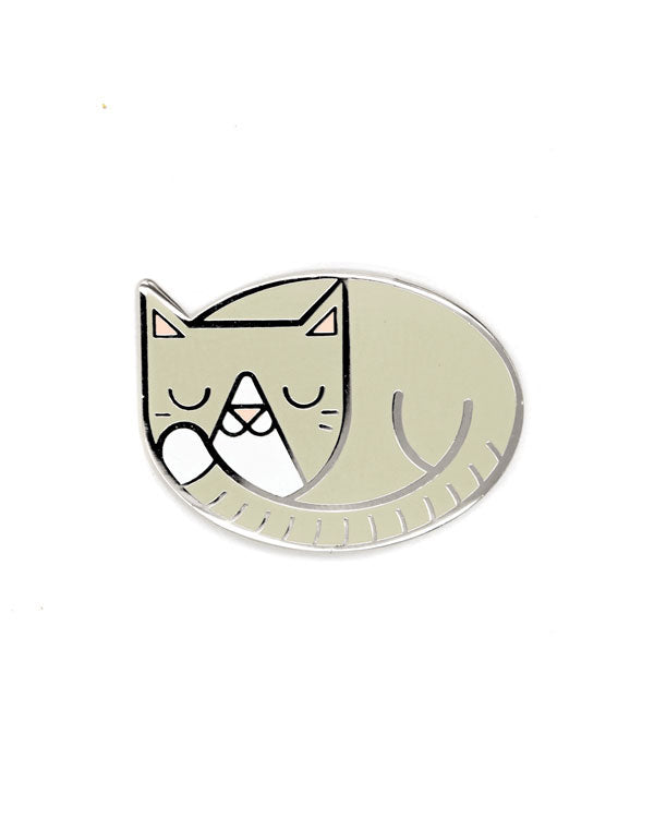 Cat Nap Pin-These Are Things-Strange Ways