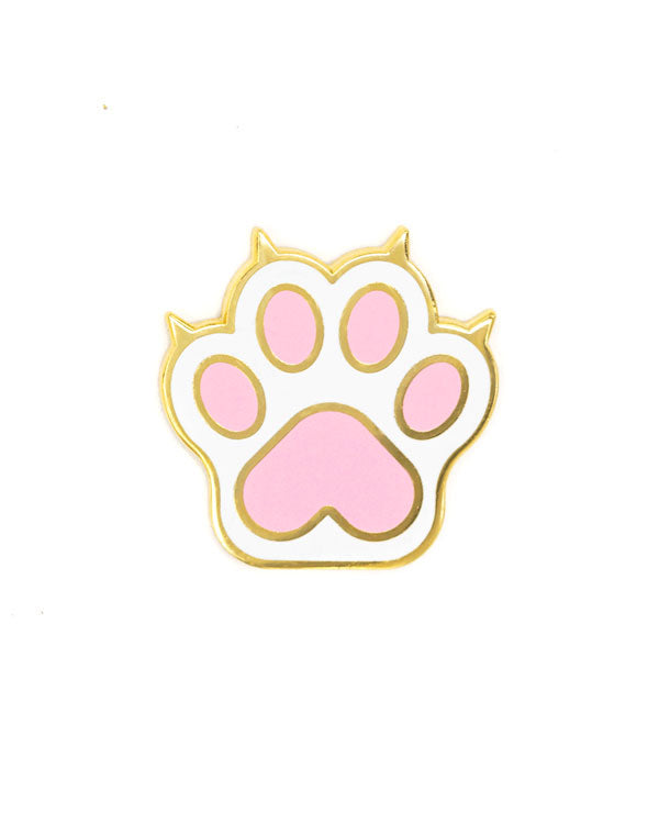 Cat Paw Pin-These Are Things-Strange Ways