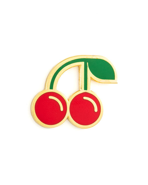 Cherries Pin-These Are Things-Strange Ways