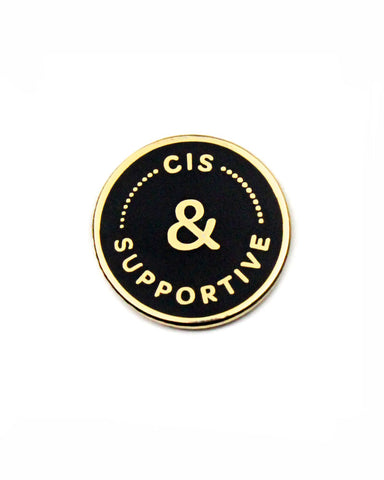 Cis & Supportive Pin