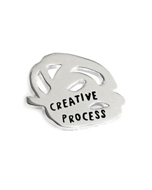 Creative Process Pin-Adam J. Kurtz-Strange Ways