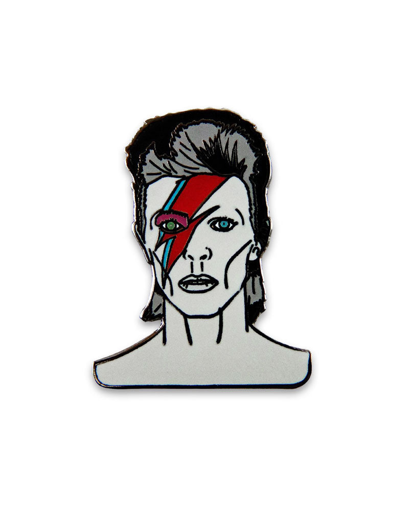 Bowie Pin-KingPinz-Strange Ways