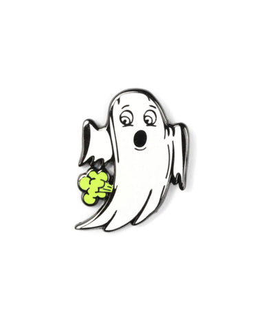 Boo Toots Pin