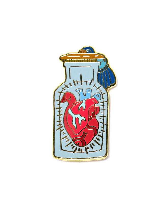 Health Potion Pin-Ashlea Bechaz-Strange Ways