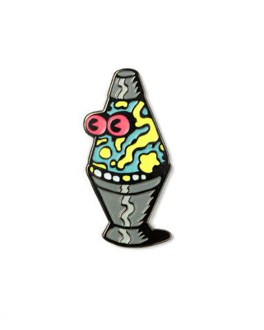 Lava Lamp Pin (Glow-in-the-Dark)