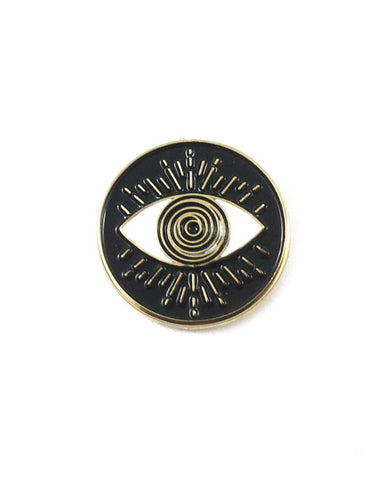 Mystical Eye Pin