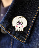 Queer & Spooky Pin-Bianca Designs-Strange Ways