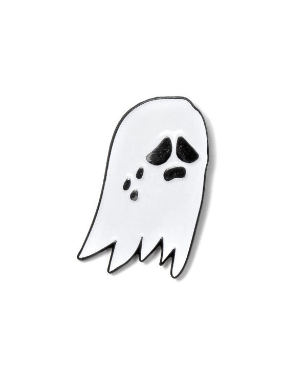 Sad Ghost Pin-Sara M. Lyons-Strange Ways