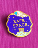 Safe Space Pin-GAYPIN'-Strange Ways