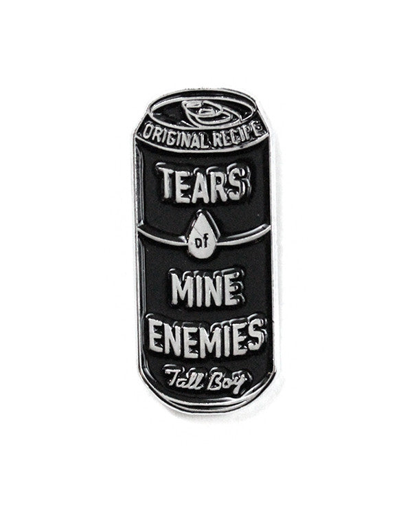 Tears Of Mine Enemies Pin-Inner Decay-Strange Ways