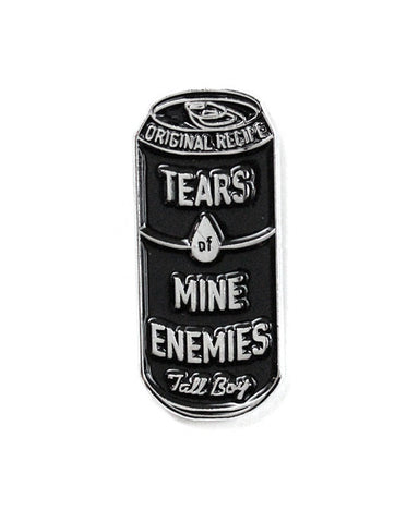 Tears Of Mine Enemies Pin