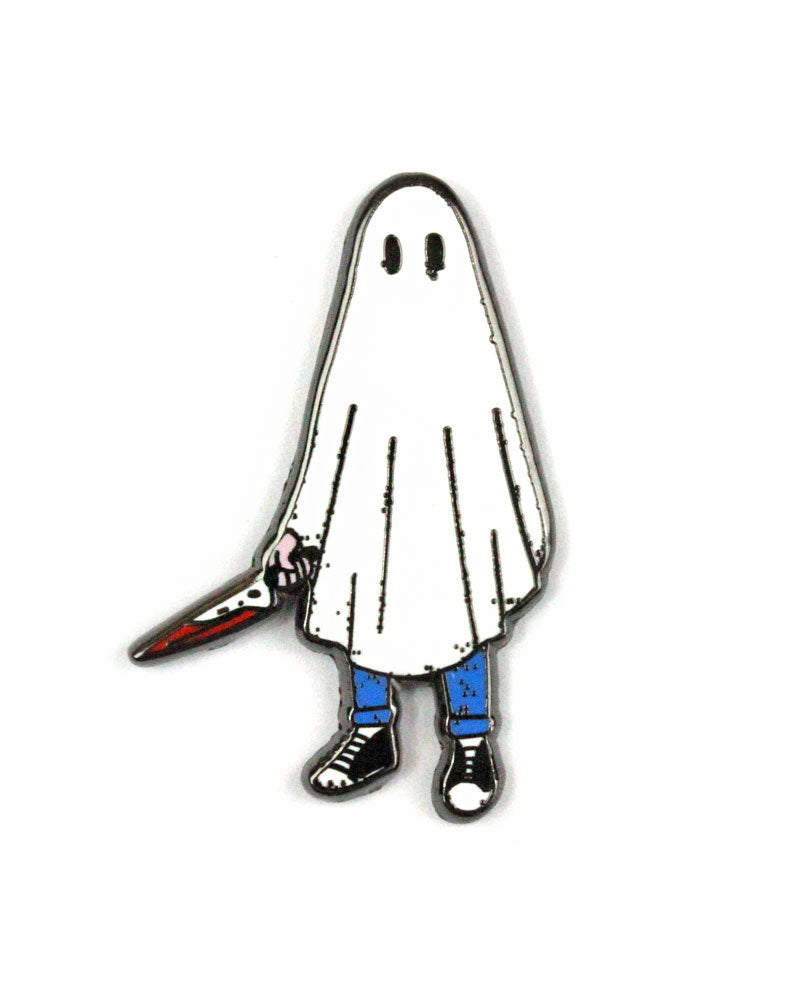 Trick Or Treat Pin-Strike Gently Co.-Strange Ways