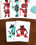 Bloodlines Playing Cards-Billy French-Strange Ways