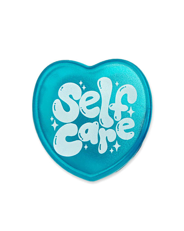 Self Care Stash Box - Teal-Sara M. Lyons-Strange Ways