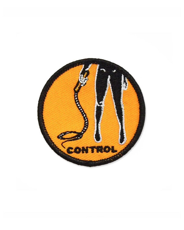 Control Mini Patch-Hungry Ghost Press-Strange Ways