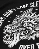 Wolves Don't Lose Sleep Opinions Unisex Tee-Lurking Class by Sketchy Tank-Strange Ways