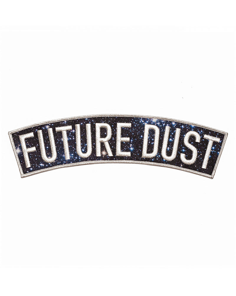 Future Dust Large Back Patch-Inner Decay-Strange Ways