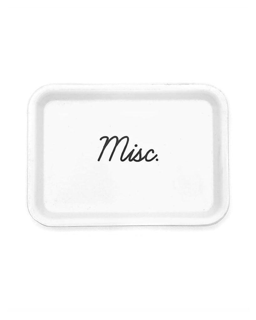 Misc. Small Trinket Tray-Three Potato Four-Strange Ways
