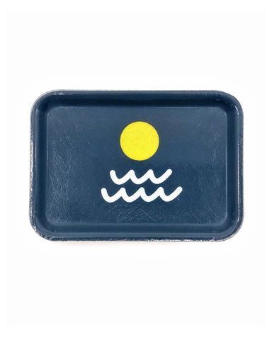 Sun & Waves Small Trinket Tray