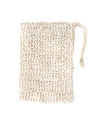 Woven Exfoliating Soap Pouch