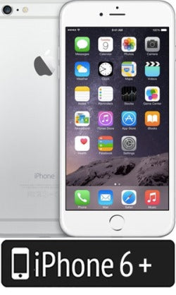 Apple iPhone 6 Plus Repairs Service UK