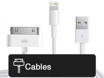 iPhone iPad Samsung iPod Charger Cables