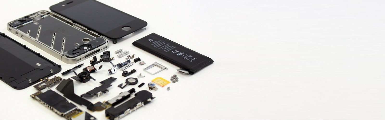 iPhone parts, ipad spares