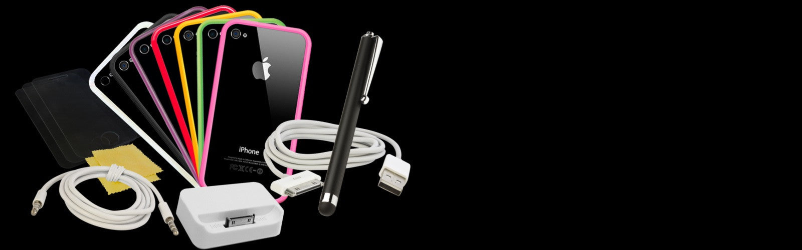iphone accessories, ipad extras, samsung chargers