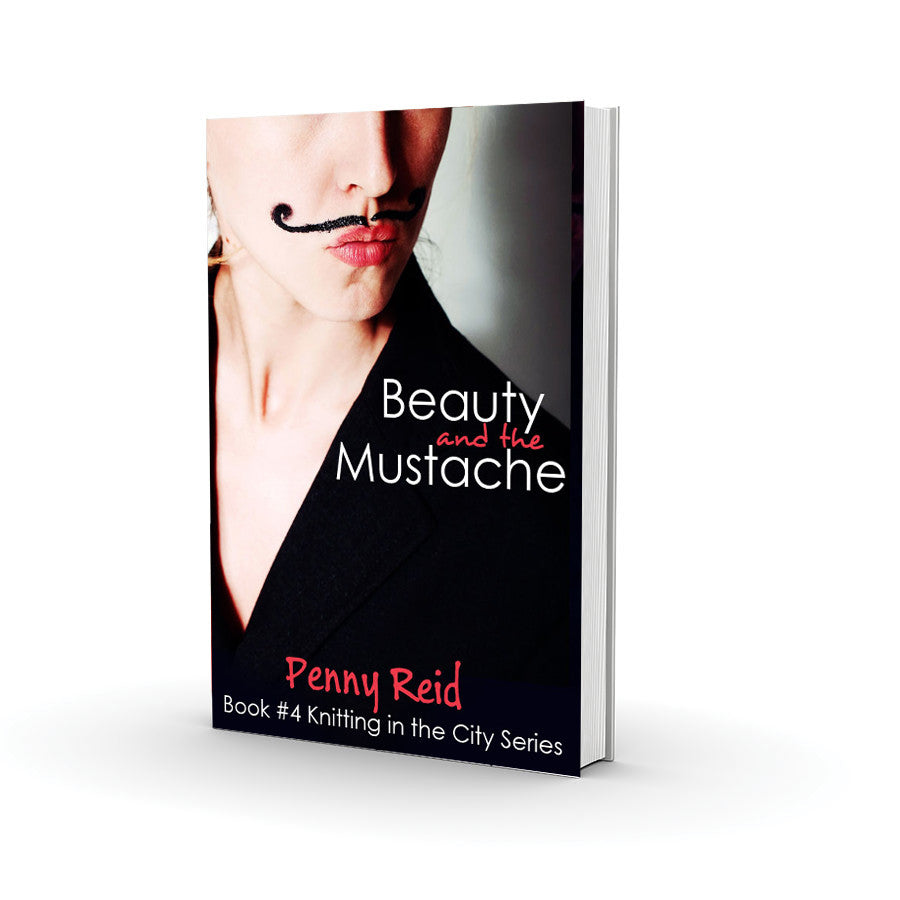 BOOK KitC 4.0: Beauty and the Mustache - Signed