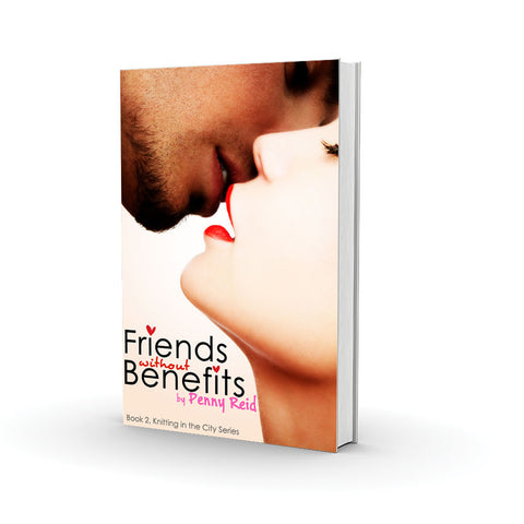 BOOK KitC 2.0: Friends Without Benefits - Signed