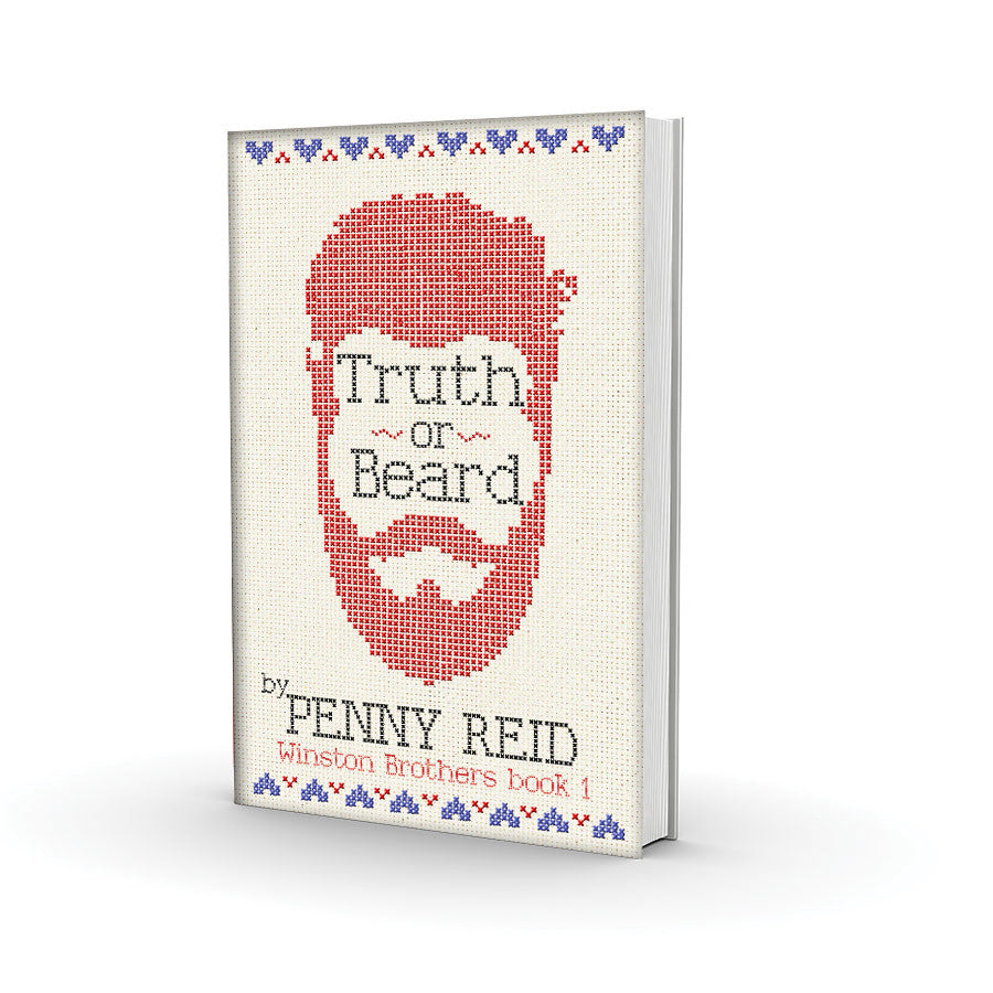 BOOK WB 1.0: Truth or Beard - Signed